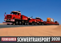 Schwertransport Kalender 2020