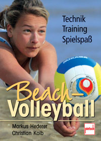 Beach-Volleyball - Training - Technik - Spielspaß